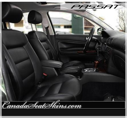 2001 - 2005 Volkswagen Passat Katzkin Leather Seats