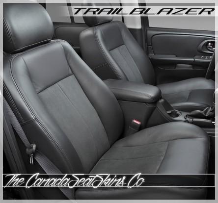 2002 - 2009 Chevrolet Trailblazer Katzkin Custom Leather Seat Sale