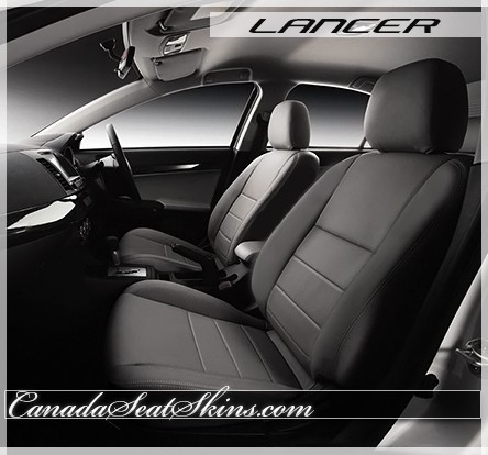 2002 - 2007 Mitsubishi Lancer Katzkin Leather Seats