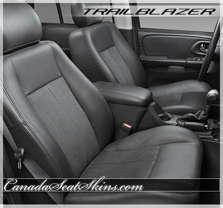 Trailblazer Katzkin Leather Seats
