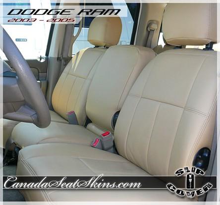 2003 - 2005 Dodge Ram Clazzio Slip Over Seat Covers