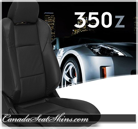 2003 - 2008 Nissan 350Z Katzkin Leather Interior