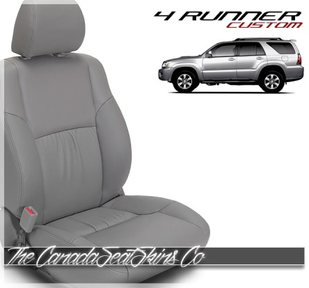 2003 - 2009 Toyota 4runner Katzkin Custom Leather Seat Sale