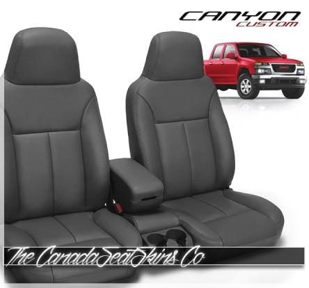 2004 - 2012 GMC Canyon Custom Katzkin Leather Seat Sale
