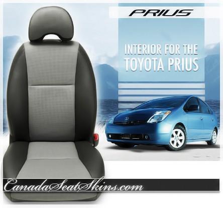 2004 - 2009 Toyota Prius Katzkin Leather Upholstery