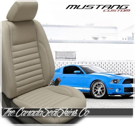 2005 - 2014 Ford Mustang Katzkin Custom Leather Seat Sale