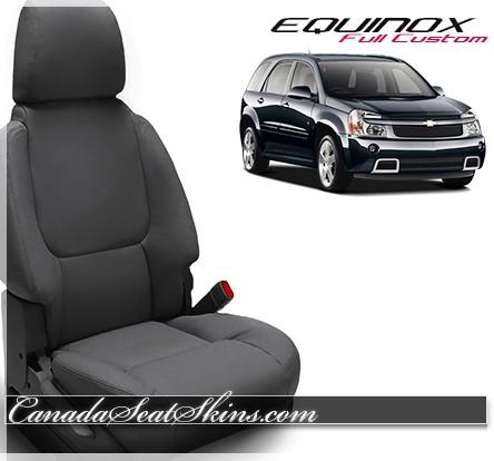 2005 - 2009 Chevrolet Equinox Custom Katzkin Leather Seats