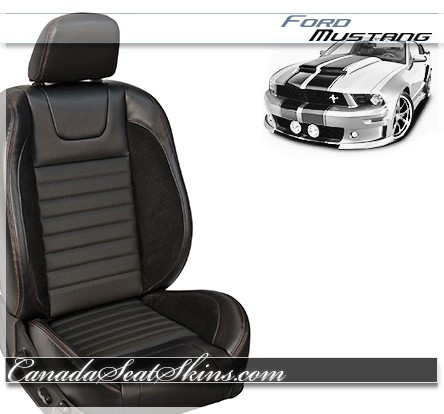 2005 - 2014 TMI Ford Mustang Sport R Seats
