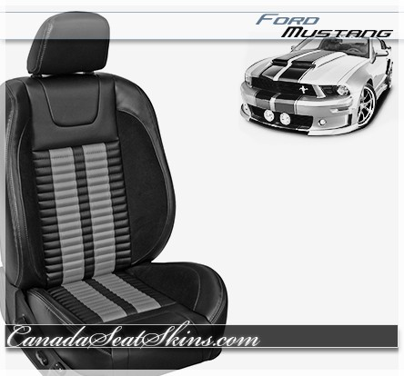 2005 2014 Ford Mustang Shelby R500 Sport Seat Kit