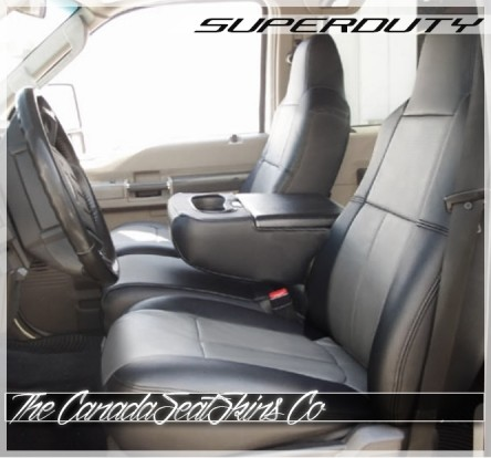 2006 - 2010 Ford Superduty Commercial Fleet Series Fitted Seat Covers