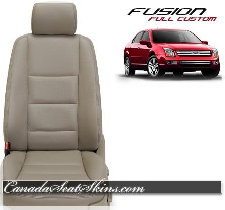 2006 - 2008 Ford Fusion Katzkin Leather Seats