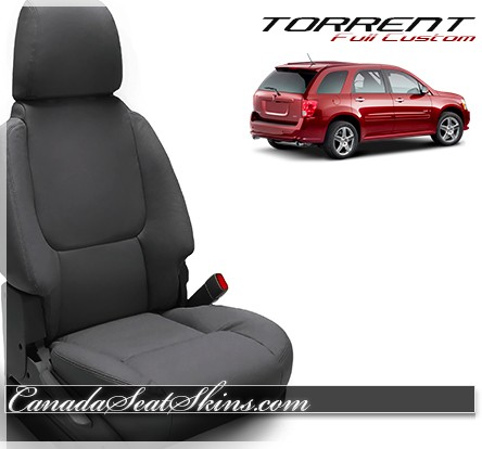 2006 - 2009 Pontiac Torrent Katzkin Leather Seats