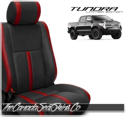 2007 - 2013 Toyota Tundra Katzkin Limited Edition Leather Seat Sale