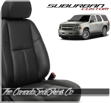2007 - 2014 Chevrolet Suburban Katzkin Custom Leather Seat Sale