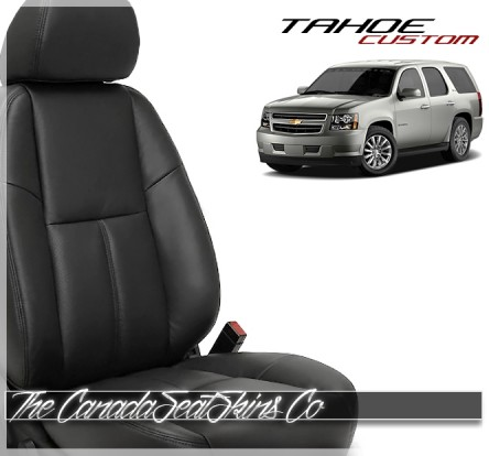 2007 - 2014 Chevrolet Tahoe Katzkin Custom Leather Seat Sale