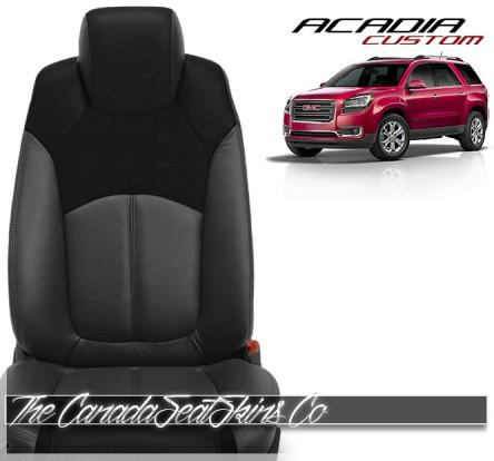 2007 - 2016 GMC Acadia Custom Katzkin Custom Leather Seat Sale