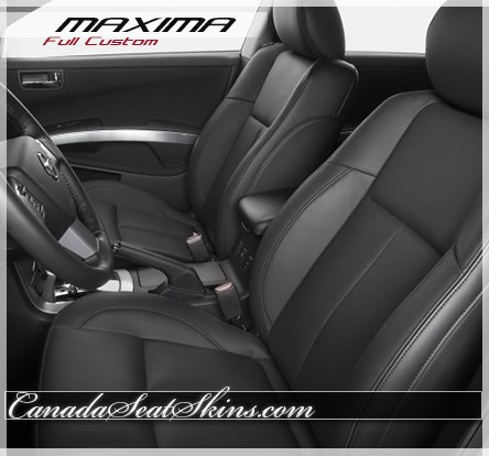 2007-2008 Nissan Maxima Leather Interiors