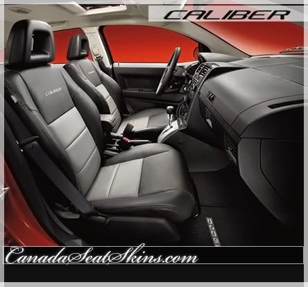 2007 - 2009 Dodge Caliber Katzkin Leather Seats