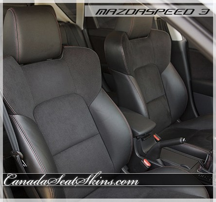 2007 - 2009 Mazda 3 Mazdaspeed Edition Leather Seats