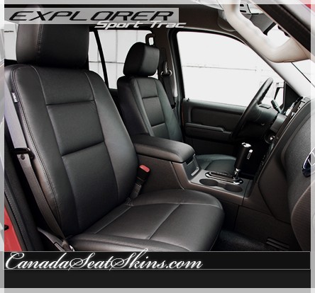 2006 - 2010 Ford Explorer Sport Trac Katzkin Leather Seats
