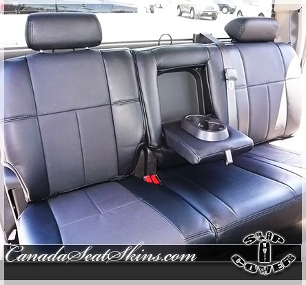 2007 2013 Gmc Sierra Clazzio Seat Covers