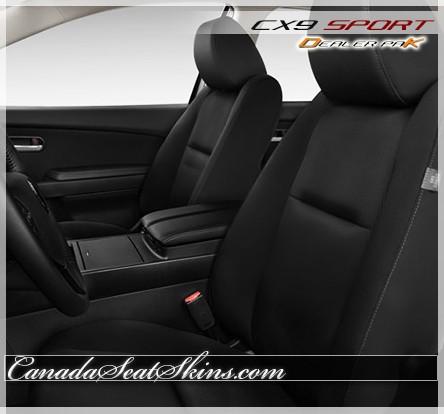 2007 - 2015 Mazda CX9 Dealer Pak Leather Seats