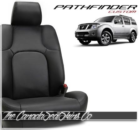 2005 - 2012 Nissan Pathfinder Katzkin Custom Leather Seat Sale