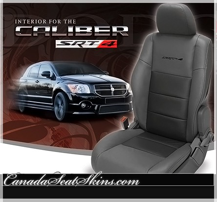 2008 - 2009 Dodge Caliber SRT4 Leather Seats