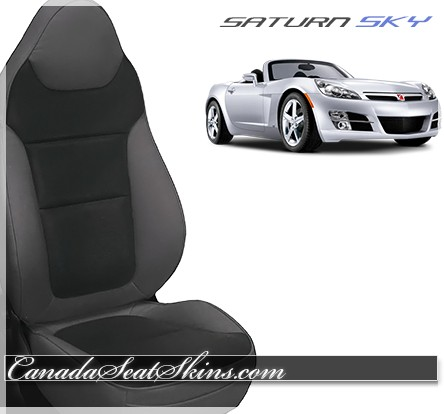 2007 - 2009 Pontiac Saturn Sky Katzkin Leather Seats