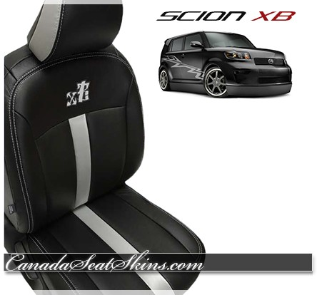2008 - 2010 Scion XB Leather Seats