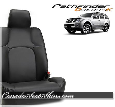 2010 - 2012 Nissan Pathfinder Leather Seats
