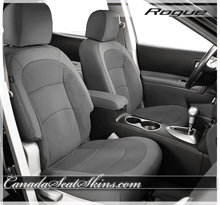 2008 2013 Nissan Rogue Custom Leather Upholstery