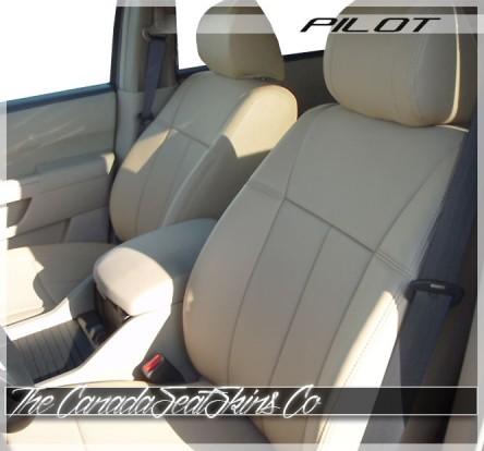 2009 - 2011 Honda Pilot Clazzio Premium Seat Covers