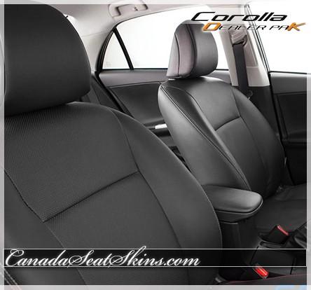 Toyota Corolla Black Leather Kits
