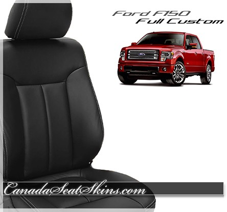 2009 - 2014 F150 Leather Seats