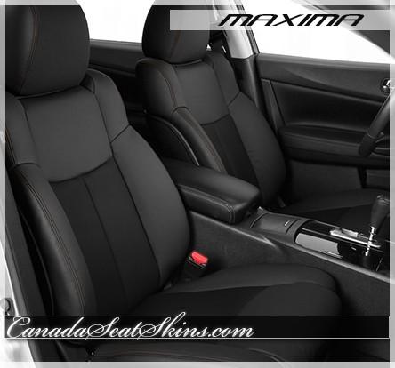 2009 2014 Nissan Maxima Custom Leather Upholstery