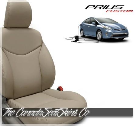 2010 - 2015 Toyota Prius Katzkin Custom Leather Seat Sale