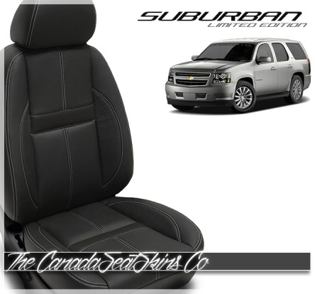 2010 - 2014 Chevrolet Suburban Katzkin Limited Edition Leather Seats Sale