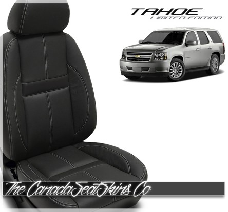 2010 - 2014 Chevrolet Tahoe Katzkin Limited Edition Leather Seat Sale