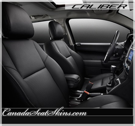 2010 - 2012 Dodge Caliber Katzkin Leather Seats