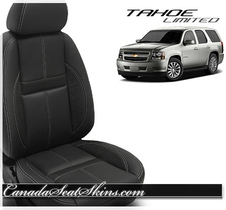 2010 - 2014 Chevrolet Tahoe Katzkin Limited Edition Leather Seats