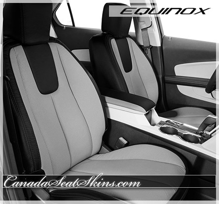 2010 - 2017 Chevrolet Equinox Custom Leather Upholstery