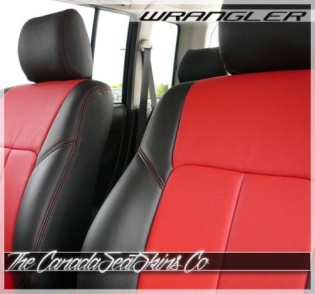 2011 - 2012 Jeep Wrangler Clazzio Seat Cover Sale