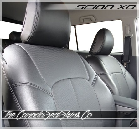 2011 - 2015 Scion XB Clazzio Fitted Slip Over Seat Cover Details