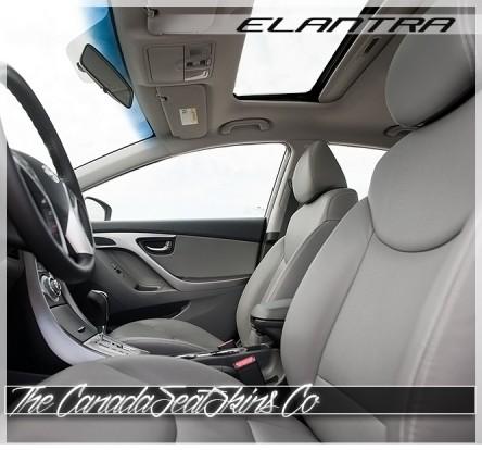 2011 - 2016 Hyunda Elantra Katzkin Leather Seat Sale