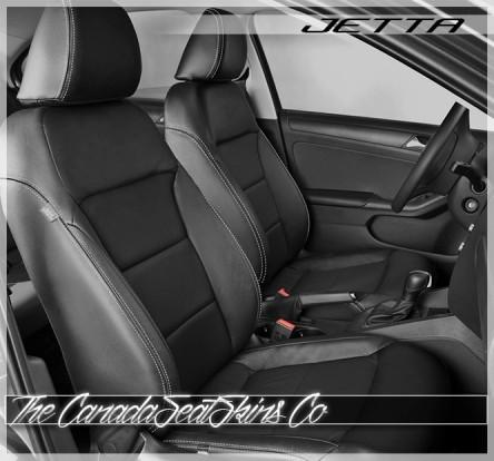 2011 - 2018 Volkswagen Jetta Katzkin Leather Seat Sale