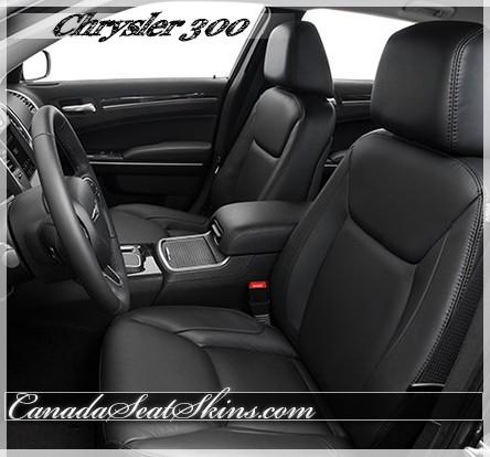 2011 - 2018 Chrysler 300 Katzkin Leather Seats