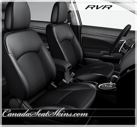 2011 - 2019 Mitsubishi RVR Katzkin Leather Seats