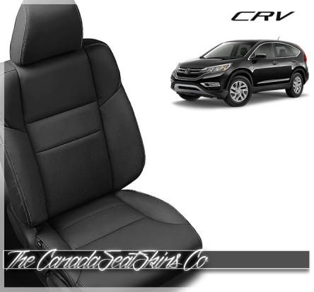 2015 - 2016 Honda CRV Katzkin Leather Seats