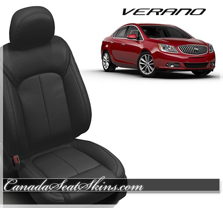 2012 - 2016 Buick Verano Custom Katzkin Leather Seats